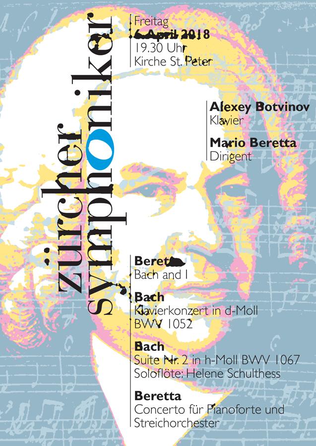 Весенний концерт с Симфоническим Оркестром Цюриха