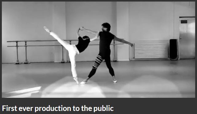 Alexey Botvinov & The Yen Han Ballet Company