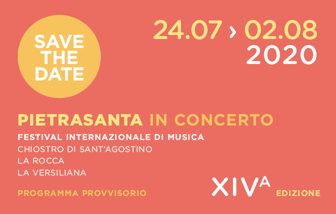 PIETRASANTA IN CONCERTO International Music Festival