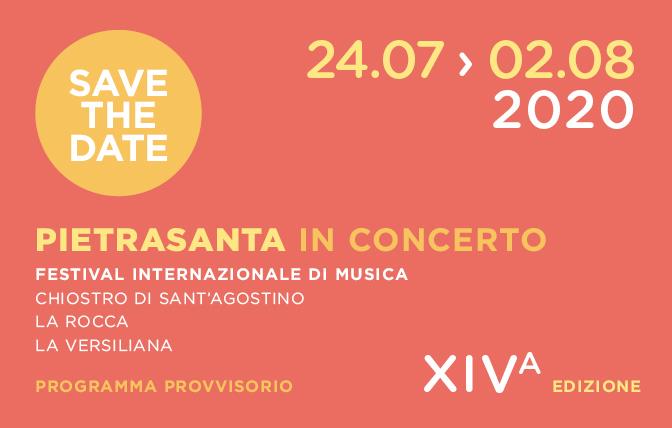 Международный музыкальный фестиваль PIETRASANTA IN CONCERTO