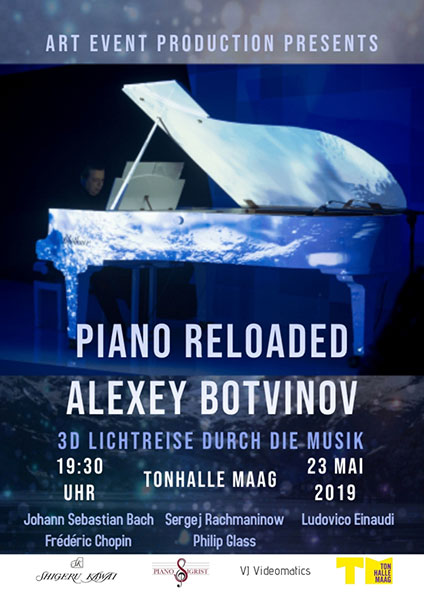 Piano reloaded